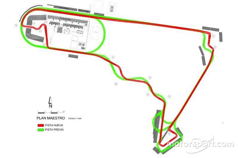 O traçado atual é apenas um esboço da pista de antigamente. Com 4,304 km, o circuito Hermanos Rodriguez conta com longas retas, curvas apertadas e um sinuoso trecho do estádio. A prova terá 71 voltas.
