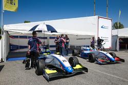 Presley Martono, Mark Burdett Motorsport, Julia Pankiewicz, Mark Burdett Motorsport