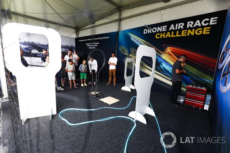 Drone Air Race