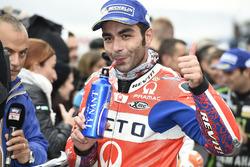 Danilo Petrucci, Pramac Racing, deuxième des qualifications