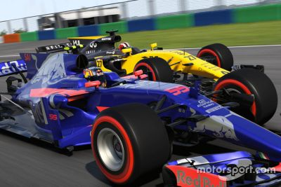 Lançamento F1 2017