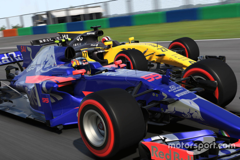 F1 2017 (PC, PS4, Xbox One)