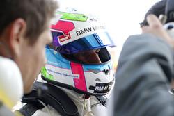 #98 Rowe Racing, BMW M6 GT3: Bruno Spengler