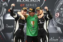 Campeones 2017 #63 GRT Grasser Racing Team Lamborghini Huracan GT3: Christian Engelhart, Mirko Bortolotti, Andrea Caldarelli