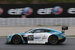 #97 Oman Racing with TF Sport Aston Martin V12 GT3: Ахмад Аль-Харті, Саліх Йолук, Джонні Адам