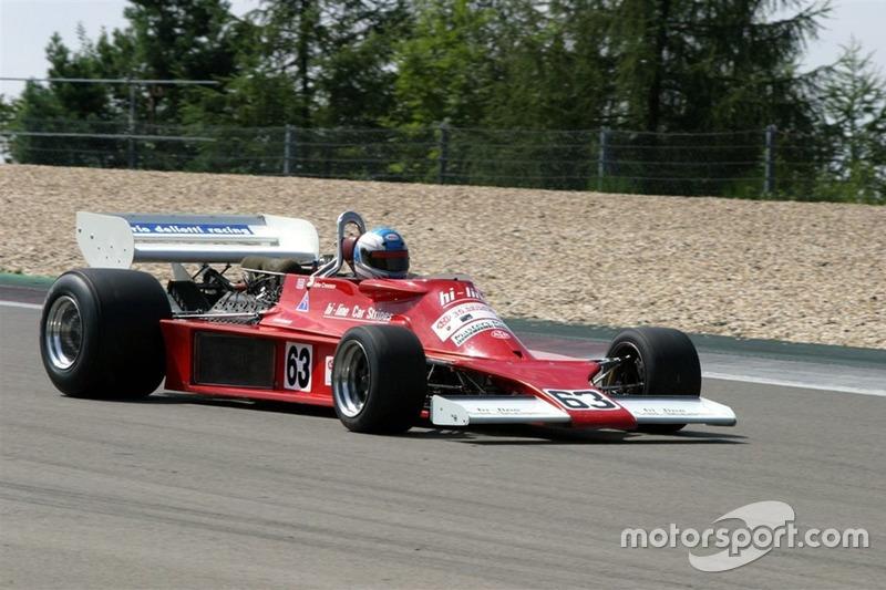 A Ensign N177 foi pilotada por Clay Regazzoni e Jacky Ickx na temporada 1977 e por Nelson Piquet e Derek Daly em 1978. O carro está à venda por 1,2 milhão de reais