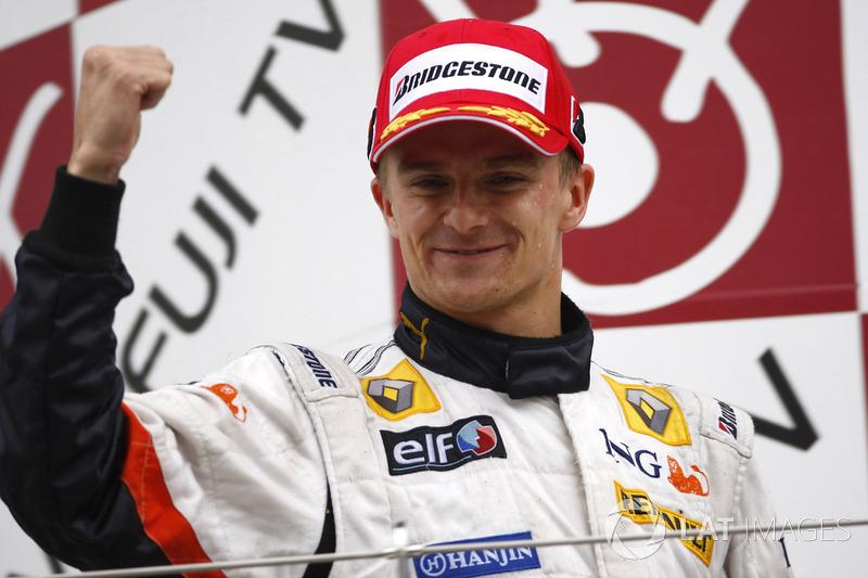 14. Heikki Kovalainen - Letzter Sieg: Großer Preis von Ungarn 2008 für McLaren