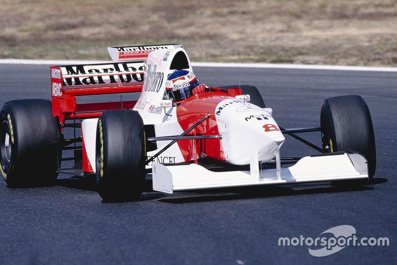 1995 McLaren MP4/10