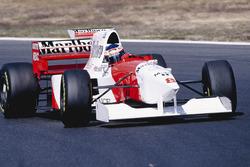 Jan Magnussen, McLaren MP4/10B