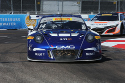 #14 GMG Racing Porsche 911 GT3 R: James Sofronas