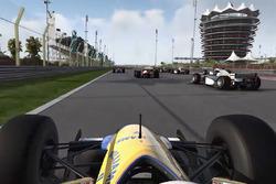 Une Williams classique à Bahreïn