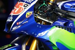 Обтічник на мотоциклі Маверіка Віньялеса, Yamaha Factory Racing