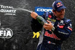 3. Sébastien Loeb, Team Peugeot Hansen