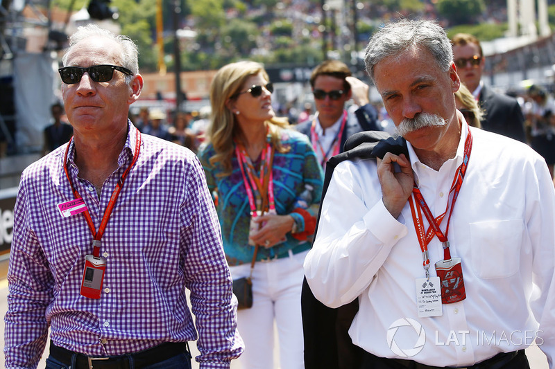 Greg Maffei, Liberty Media, Chase Carey, Formula One