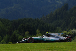 Валттері Боттас, Mercedes AMG F1 F1 W08