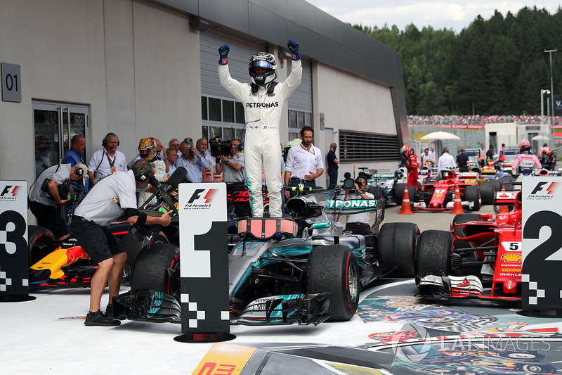 23° ganador diferente en la historia del GP de Austria