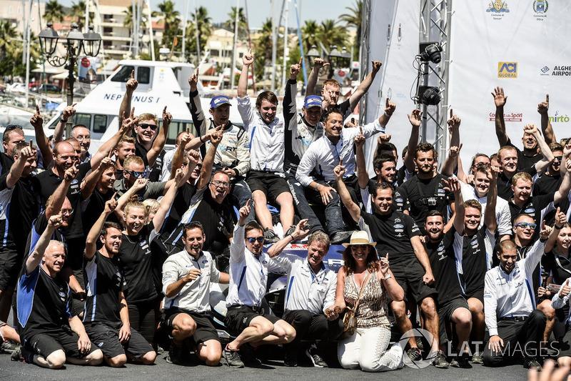 1. Ott Tänak, Martin Järveoja, M-Sport, Ford Fiesta WRC