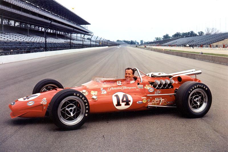 1967 - A.J. Foyt