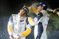 GTLM podium: Oliver Gavin, Tommy Milner, Corvette Racing