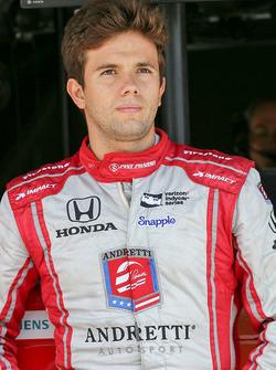 Carlos Muñooz, Andretti Autosport Honda