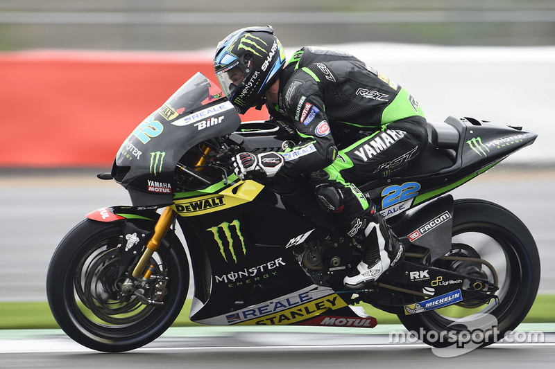 Alex Lowes, Tech 3 Yamaha