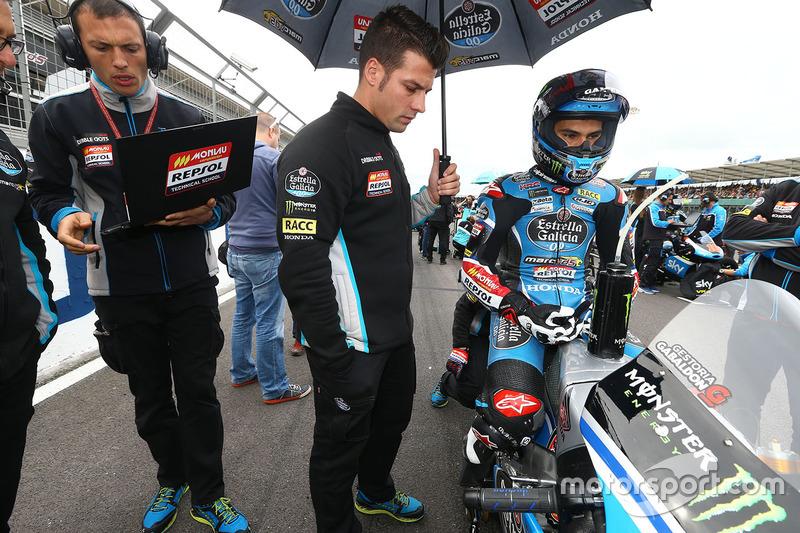Jorge Navarro, Estrella Galicia 0,0