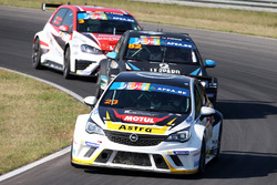 Pierre-Yves Corthals, Fred Caprasse, DG Sport Opel Astra TCR