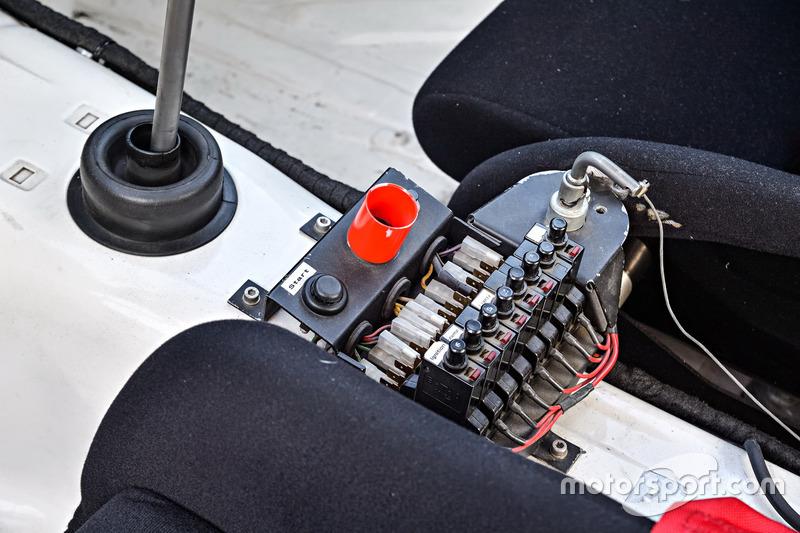 Detail, BMW M3 DTM E30