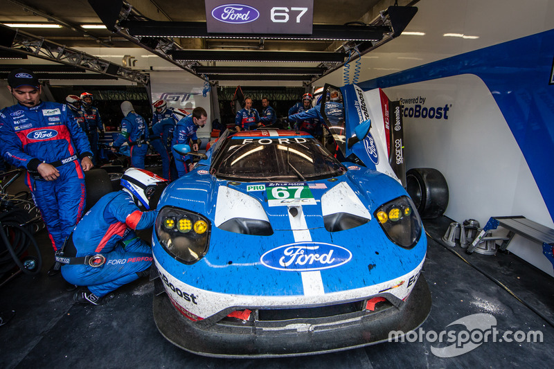 Ford Chip Ganassi Racing Ford Gt Marino Franchitti Andy Priaulx Harry