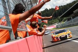 Sieger #24 kfzteile24 - APR Motorsport, Audi R8 LMS: Florian Stoll, Laurens Vanthoor
