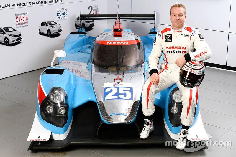 Bekanntgabe: Chris Hoy, Le Mans