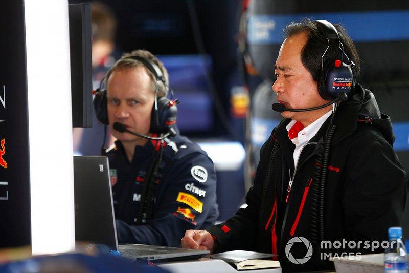 Honda y Red Bull