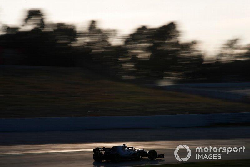 Valtteri Bottas, Mercedes-AMG F1 W10 EQ Power+