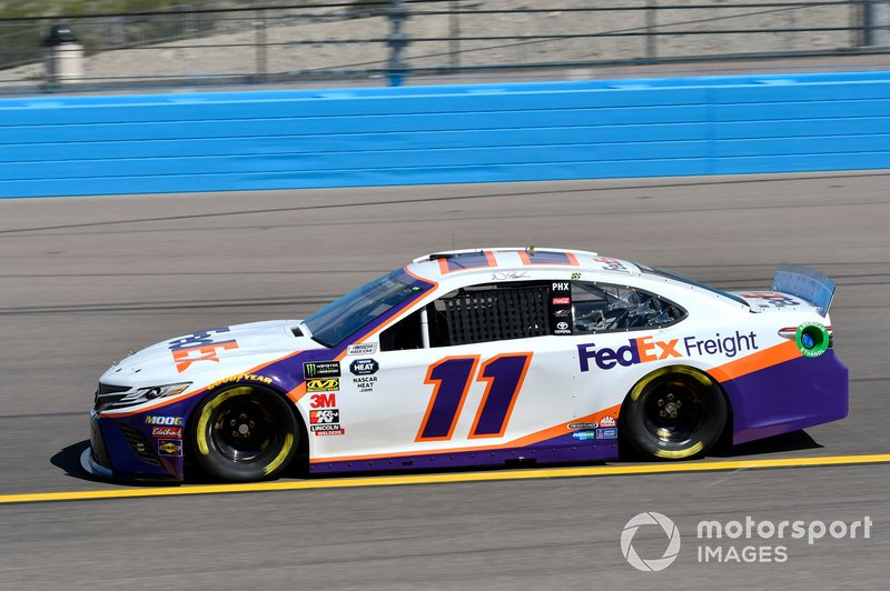 5. Denny Hamlin, Joe Gibbs Racing, Toyota Camry