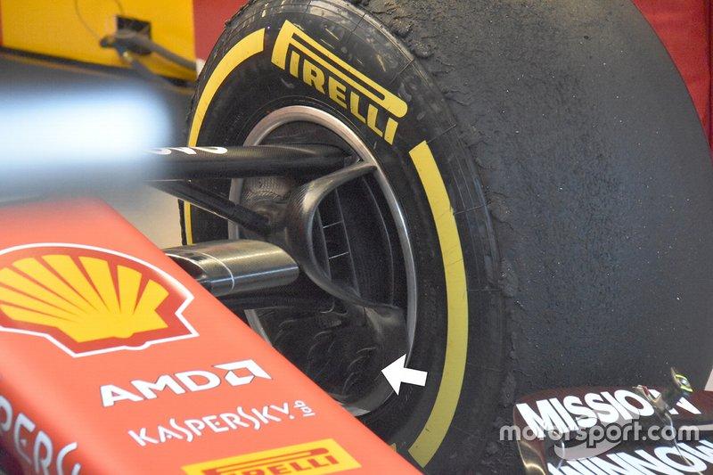 Ferrari SF90 technical part