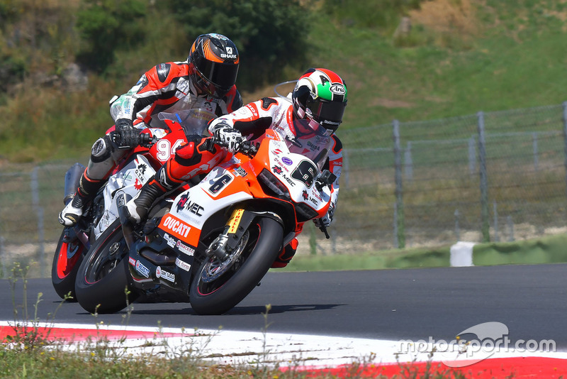 Dario Alberti, Ducati