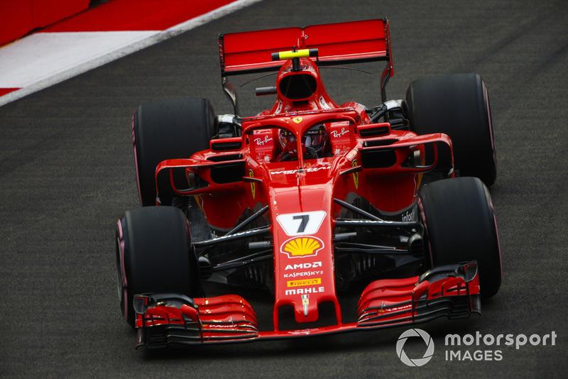 3. Кімі Райкконен, Ferrari — 174