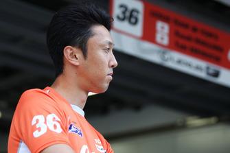 中嶋一貴(#36 au TOM'S LC500)