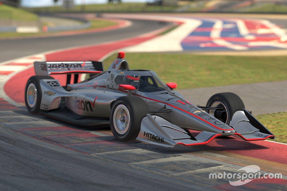 Indycar iRacing Challenge Raund 5