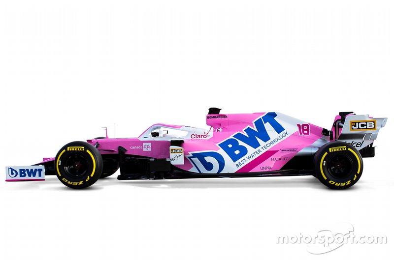 Lançamento da Racing Point