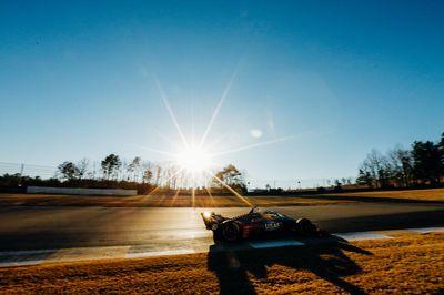 IndyCar-Test in Birmingham