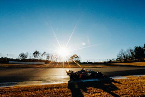 Test di febbraio al Barber Motorsports Park
