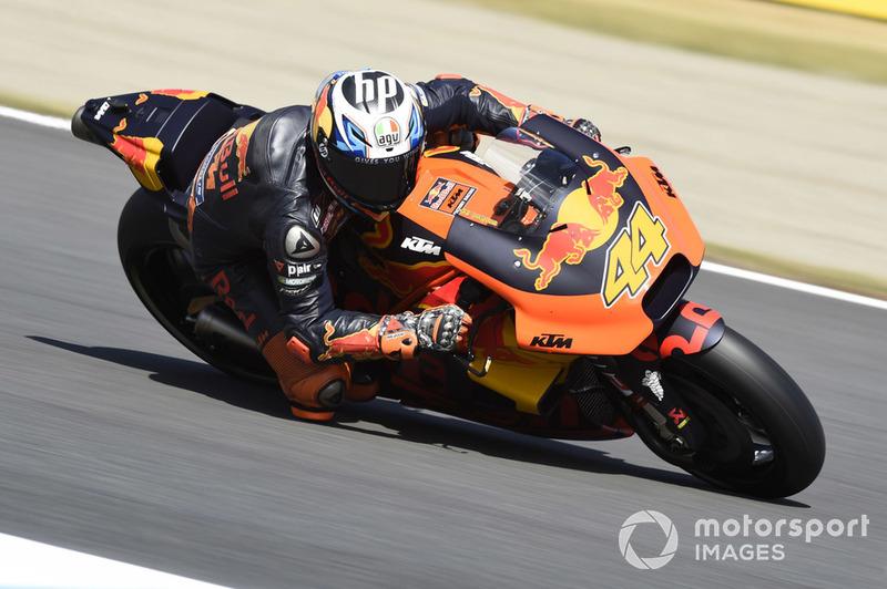 Пол Еспаргаро - №44, Red Bull KTM Factory Racing