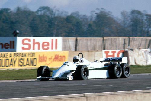 Formel-1-Test in Donington
