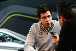 Toto Wolff, Mercedes AMG F1 Shareholder and Executive Director