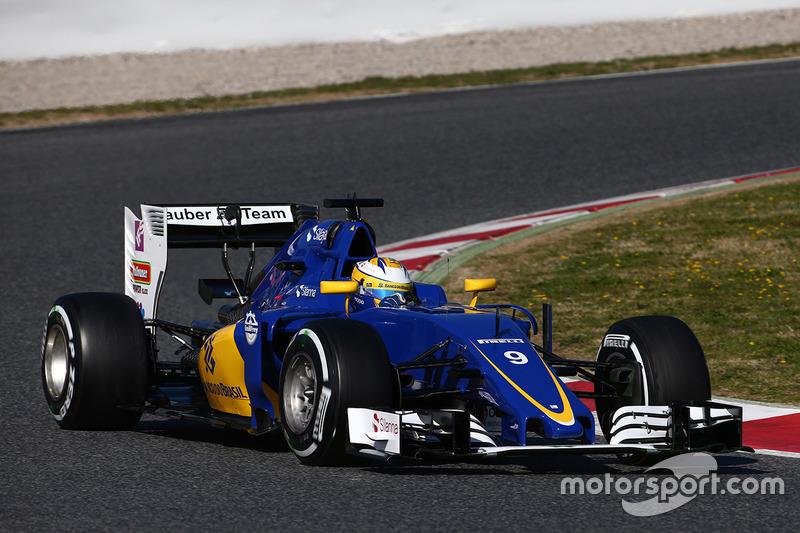 Sauber-Ferrari C35