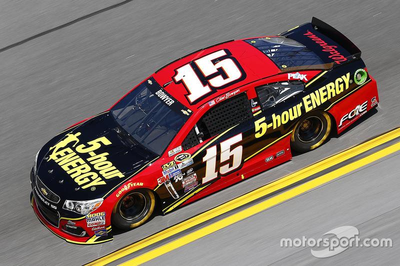 #15 Clint Bowyer (HScott-Chevrolet)