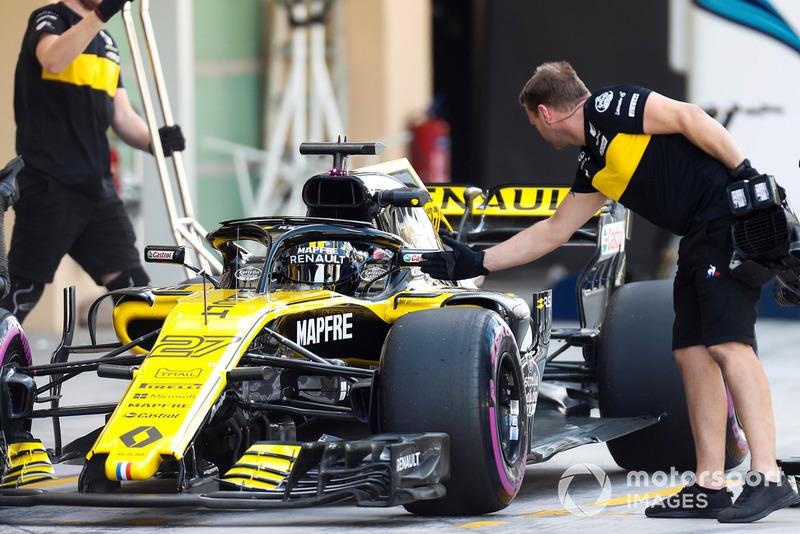 Ніко Хюлькенберг, Renault Sport F1 Team R.S. 18.