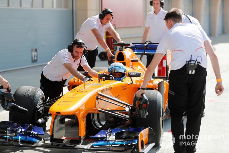 Джиммі Джонсон, McLaren