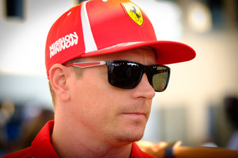 Kimi Raikkonen, Ferrari